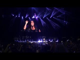 Demi Lovato - Nightingale/Warrior (LIVE Future Now Tour @ San Diego, Aug 14)