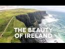 The Beauty Of Ireland by Drone Irland Drohnenflug Ireland Aerial Drohne Irland