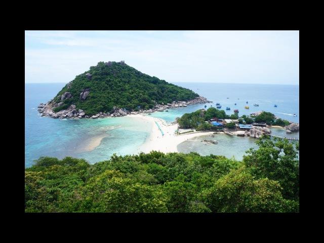 Viewpoint Koh Nangyuan остров Нанг Юань Таиланд
