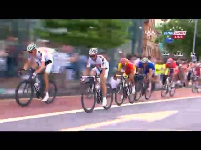 Олимпийские игры 2012, групповая гонка по велосипедному спорту на шоссе - Александр Винокуров