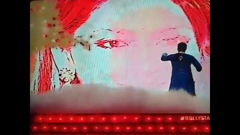 BOLLY STAR VAGANZA SCENE ABHIGYA ( SRITI JHA - SHABBIR AHLUWALIA )