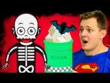 Johny Johny Yes Papa  Scary Nursery Rhymes  Kids Songs  Childrens Rhymes Halloween Songs Kids TV