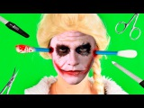 Spiderman Morning Routine w Maleficent, Hulk, Joker, Anna, Crying baby IRL