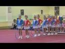 Спортивный танец Конкурс детских садов Ярославна Куприна