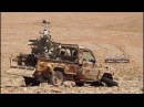 Watch how the Syrian army is advancing today in the eastern countryside of Homs and what left the terrorists behind them