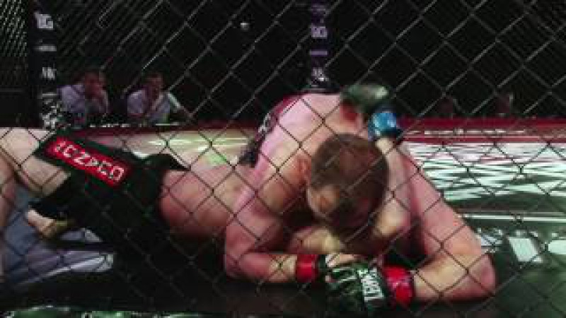 Ростислав Быченков - Владимир Бялобжицкий (70.3 кг). Industrials/Fight Club Чердак: Вызов