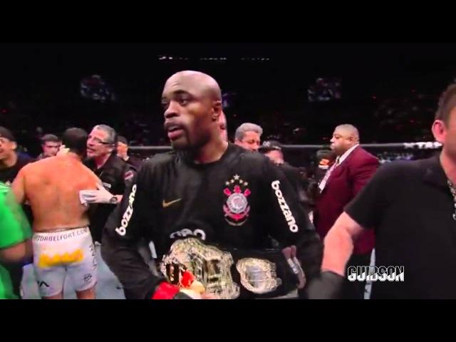 Vitor Belfort vs Anderson Silva KO Front Kick