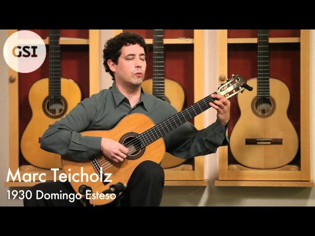 Bellinati Un Amor di Valsa played by Marc Teicholz