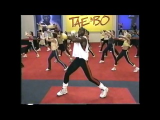 Tae Bo Live Basic Workout 1 of 12 by Billy Blanks