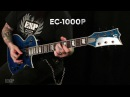 ESP Guitars: EC-1000 Piezo Demo with Chris Cannella