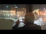 Сенатор Маккейн на Майдане Украина
