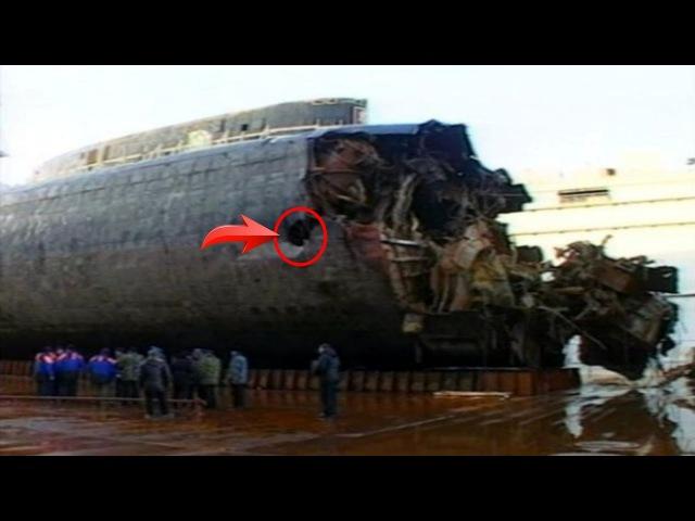 Запрещённый к показу в РФ документальный фильм Курск Подводная лодка в мутной воде