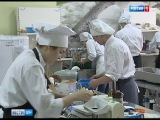 В Новочеркасске состоялся кулинарный поединок среди юных поваров