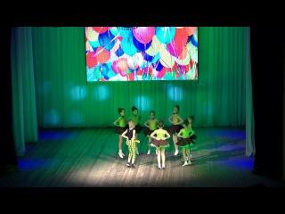 Группа по современной хореографии
