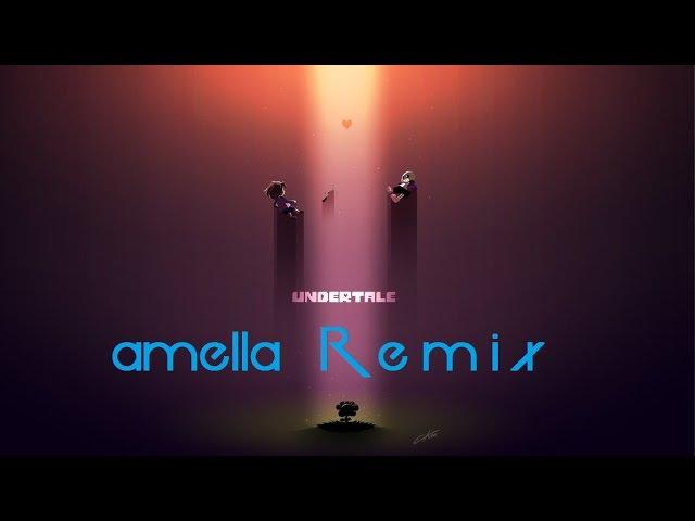 [Undertale] Undertale - The World Beyond (Main Theme), amella Remix
