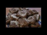 Овсяное Медово - финиковое печенье. Простой пошаговый рецепт.