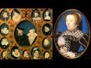 1. Екатерина Медичи - Королева Франции. Чёрная королева. Королева из рода банкиро