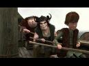 Легенда о Костяном Драконе 1080p (RUS)