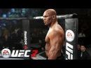 EA Sports UFC 2 Mike Tyson vs Cain Velasquez Gameplay PS4 Xbox One