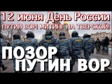 Митинг 12 июня на Тверской за 30 секунд