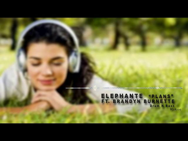 Elephante Plans ft. Brandyn Burnette ( DNB ) Dj Mikee