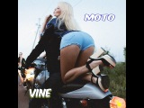 Horrific ACCIDENT motorcycle riders Ужасные АВАРИИ мотоциклистов и невероятные трюки в Combo Vine