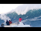 Caught Inside Monster Waves! A Surfers Worst Nightmare