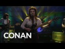 "Angel Olsen ""Give It Up"" 02/13/17 - CONAN on TBS"