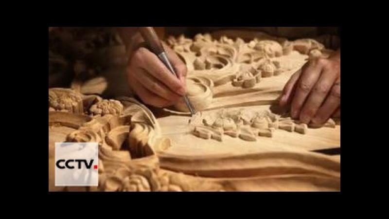 Мастерство ремесленников Серия 17 Плотник с берега реки Иртыш