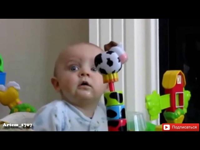 Самый заразительный смех ребёнка