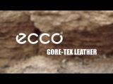 Кроссовки ECCO GORE TEX LEATHER
