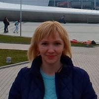 Анкета Мария Никитина