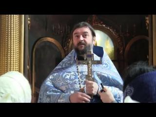 Андрей Ткачёв и американский баптистский пастор.