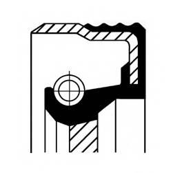 Уплотняющее кольцо вала, автоматическая коробка передач для AUDI CABRIOLET (8G7, B4)