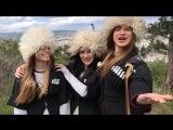 Девочки изучают иврит