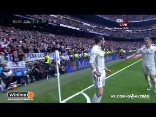Реал Мадрид - Эспаньол 2:0. Бэйл