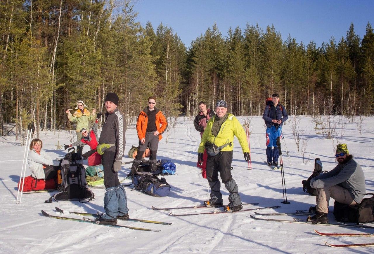Приглашаю присоединиться к походу выходного дня формата Лыжеболотинг по Балахинской низине, болоту Большое, Гороховецкому отрогу