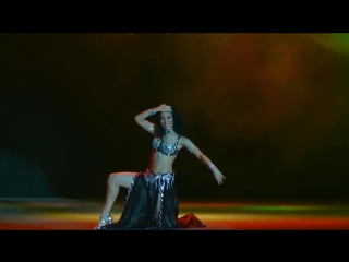 Аmira Abdi - seductive bellydancing to rebetico song Misirlou 20152810