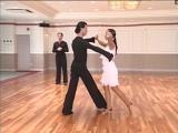 Танцевальный Тренинг Донни Бернс.(Самба)