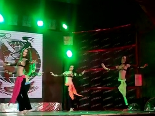 'Amira Dance' @ IDF Cup of the World '10. 10098