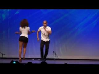 Танец+