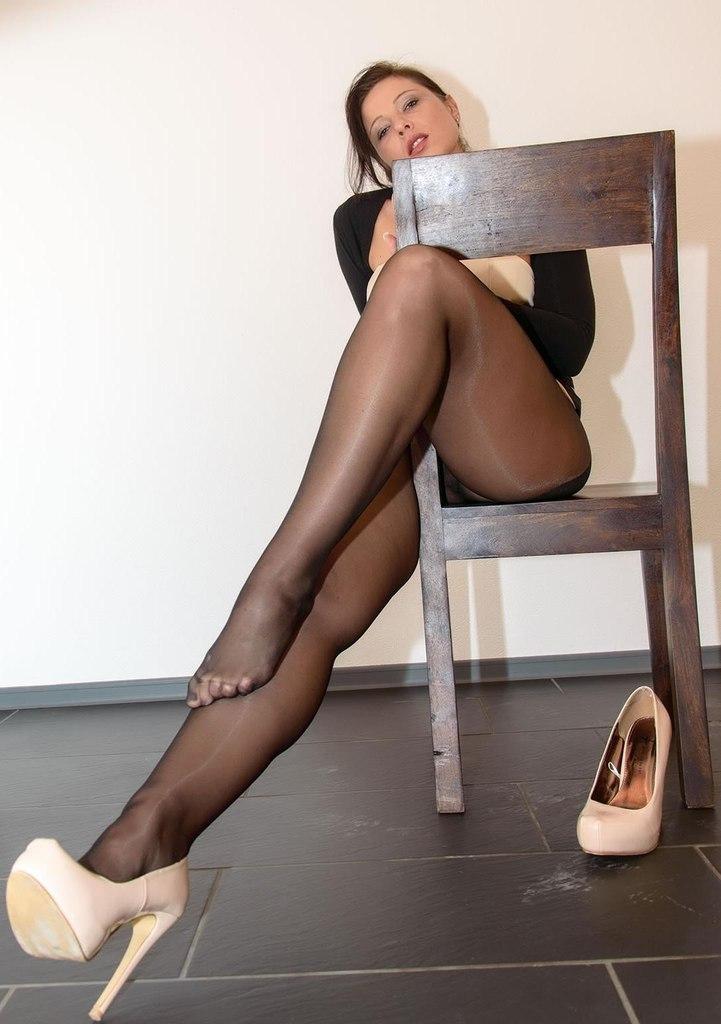 Pornstar brooke banner stockins