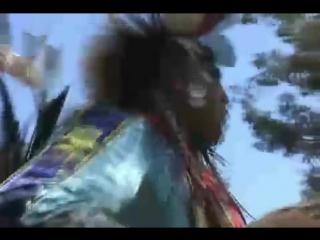 Мир шамана native american indians shaman dance pow wow