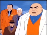 Человек-паук 1981-1983 2 сезон. 9 серия - Месть Амфибии