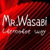 Mr.Wasabi Световое шоу | Тольятти | Самара