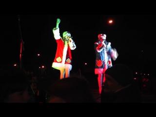 Елизавета и Анна Родины -Рейс на Милан в Новогоднюю ночь 2017 в Славянке