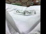 Хлопковое Платье Christian Dior 💫💫💫 В чёрном и белом цвете🌺🌺🌺Размеры S M L✌🏻✌🏻✌🏻 Цена 1900р🔥🔥🔥