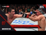 Top 10 Fights of 2016 #7 Dominick Cruz vs TJ Dillashaw