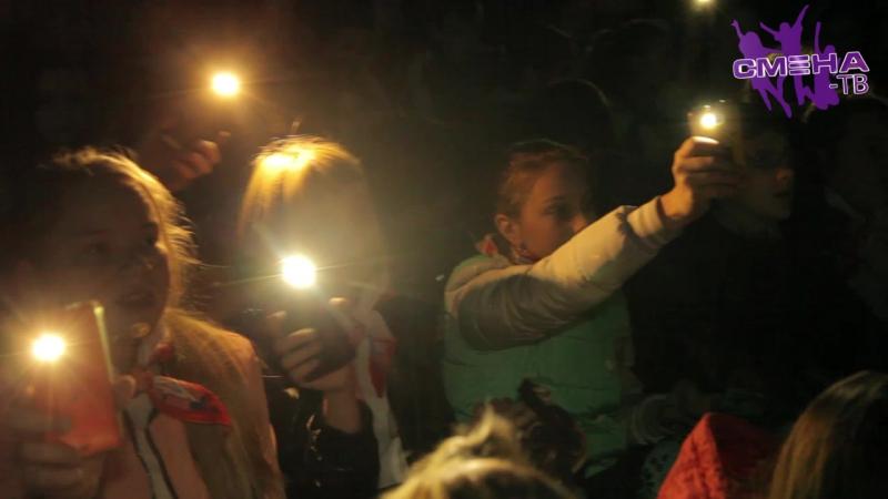 Конкурс туристской песни на фестивале юных краеведов-туристов «Искатели» в ВДЦ «Смена»