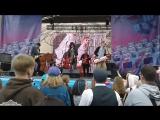 Garlic Kings - Брадобрей (Большой Фестиваль 2017)